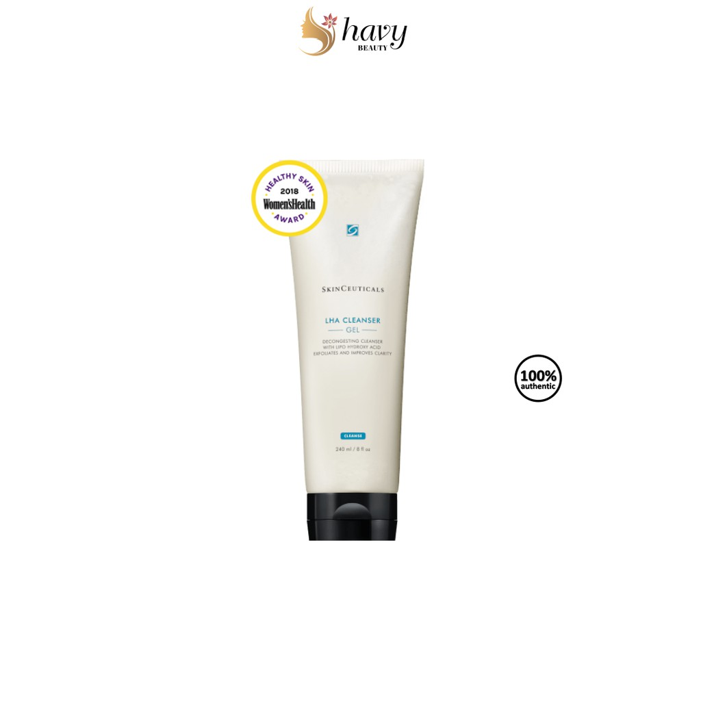 Sữa rửa mặt trị mụn SkinCeuticals LHA Cleanser Gel 240ml - 14698953 , 2396280788 , 322_2396280788 , 980000 , Sua-rua-mat-tri-mun-SkinCeuticals-LHA-Cleanser-Gel-240ml-322_2396280788 , shopee.vn , Sữa rửa mặt trị mụn SkinCeuticals LHA Cleanser Gel 240ml