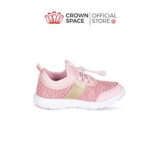 Giày Thể Thao Bé Trai Bé Gái Đi Học Siêu Nhẹ Êm Crown Space UK Sport Shoes CRUK8023 Trẻ em Cao Cấp Size 28-35 2-14 tuổi