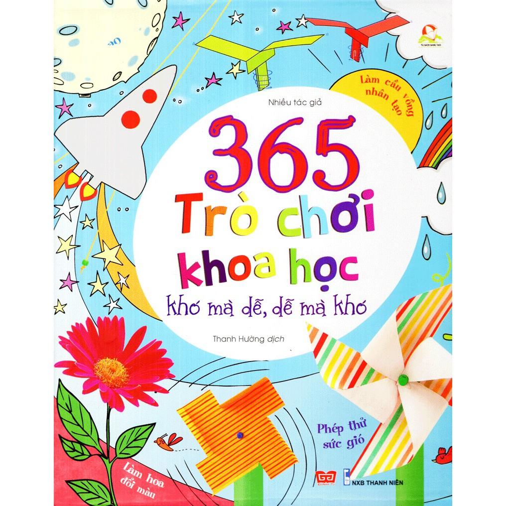 [ Sách ] 365 Trò Chơi Khoa Học Khó Mà Dễ, Dễ Mà Khó (Tái Bản) - 2884934 , 823711022 , 322_823711022 , 150000 , -Sach-365-Tro-Choi-Khoa-Hoc-Kho-Ma-De-De-Ma-Kho-Tai-Ban-322_823711022 , shopee.vn , [ Sách ] 365 Trò Chơi Khoa Học Khó Mà Dễ, Dễ Mà Khó (Tái Bản)