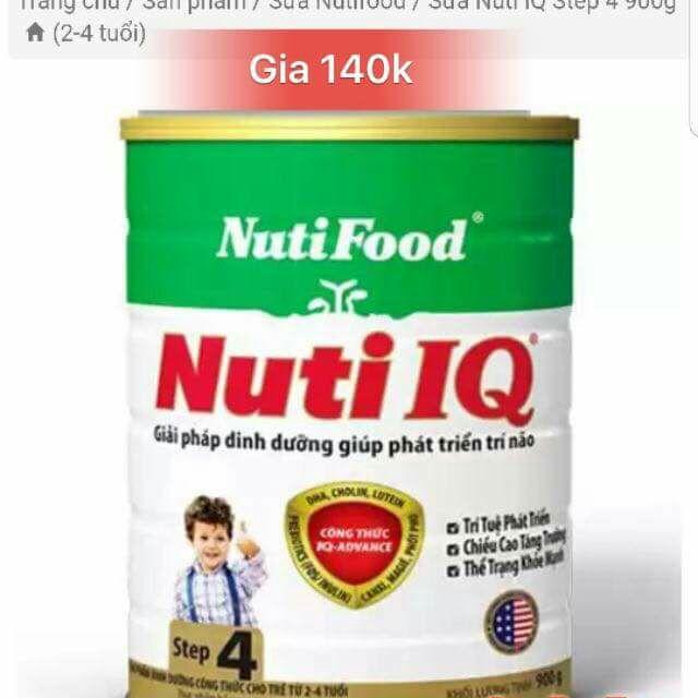 Nuti IQ 900g - 3474621 , 680118270 , 322_680118270 , 140000 , Nuti-IQ-900g-322_680118270 , shopee.vn , Nuti IQ 900g