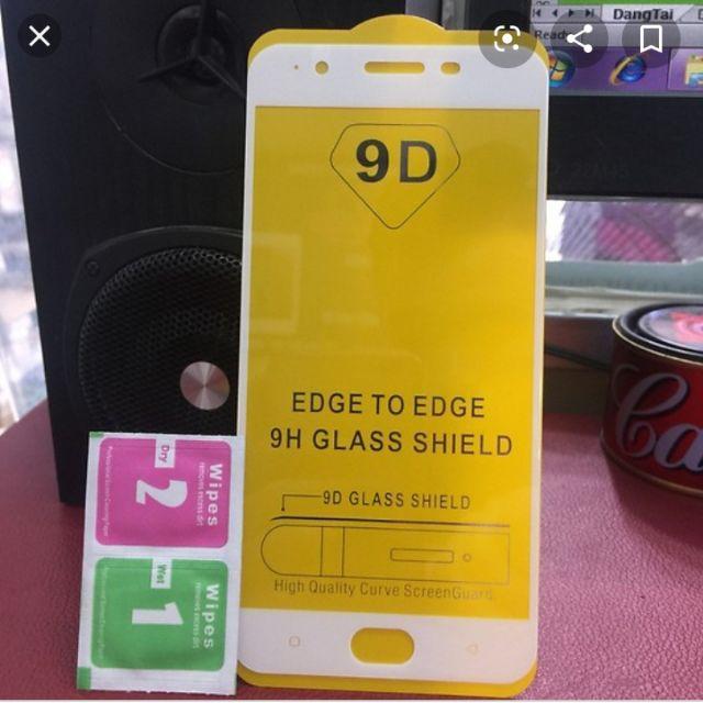 [Oppo F1s] Kính cường lực full 9D F1s