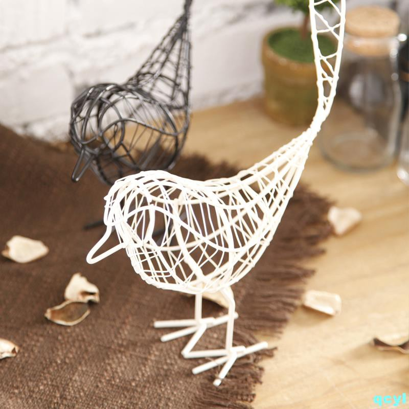 Modern minimalist bird ornaments decorations creative bedroo
