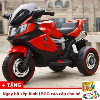 [Tặng Đồ Chơi LEGO] – Xe máy điện trẻ em LB-5188