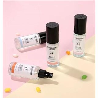 [MÙI MỚI] Nước hoa xịt thơm W.Dressroom Clear & Living Perfume (Idol K-Pop lựa chọn) thumbnail