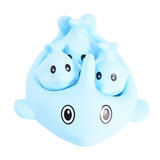 COM Cartoon Children's Bathing Supplies Baby Bath Toys