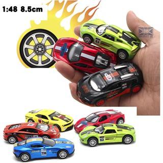 Mô hình xe ô tô die cast đồ chơi trẻ em tỉ lệ 1:48 bộ 5 chiếc
