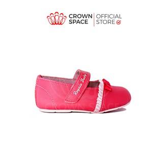 Giày Tập Đi Bé Trai Bé Gái Đẹp CrownUK Royale Baby Walking Shoes Trẻ em Nam Nữ Cao Cấp 051_1067 Nhẹ Êm Size 3-6 1-3 Tuổi thumbnail