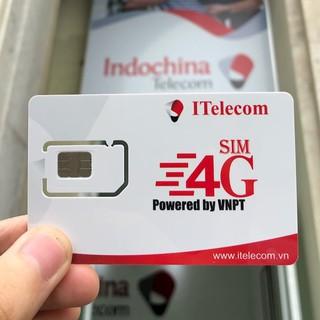 Sim Itelecom dùng làm tài khoản nuôi lâu dài fb zalo …