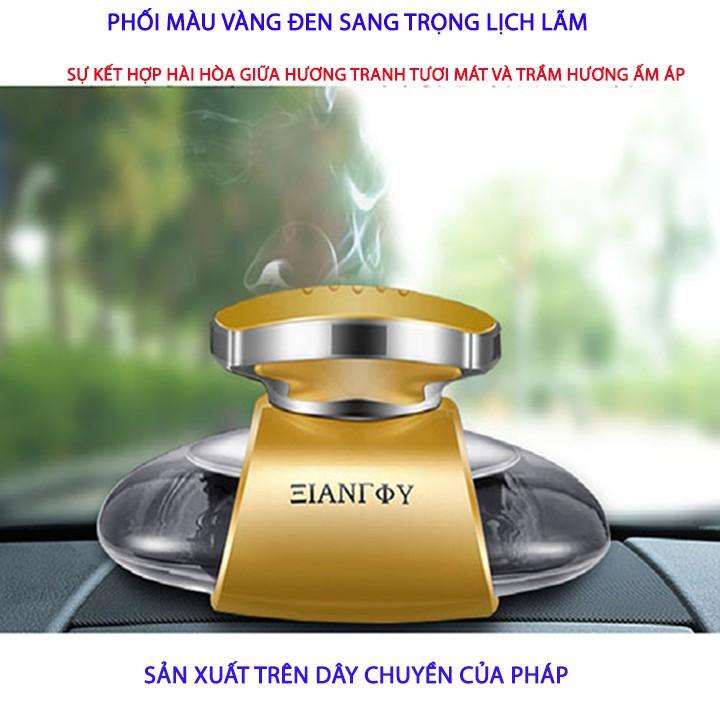 Nước hoa ô tô IIANTOIY,Nước hoa xe hơi cao cấp đặt TAPLO chiết xuất hoàn toàn từ thiên nhiên