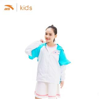 Áo khoác bé gái Anta Kids tay bèo xinh xắn 362017642-3 thumbnail
