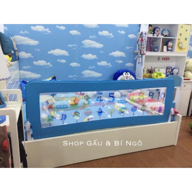 Thanh chắn giường Fun Baby - ĐỦ SIZE