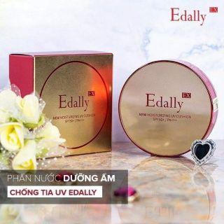 Edally Ex Phấn nước dưỡng ẩm NEW CC Moisturizing UV Cushion SPF50+ thumbnail