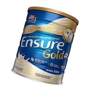 Hình ảnh Bộ 03 lon Sữa bột Ensure Gold Abbott (HMB) 850g/lon-1