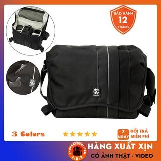 Túi máy ảnh [ HÀNG CỰC CHẤT ] Túi máy ảnh crumpler jackpack 7500 – Thiết kế thông minh CHỐNG NƯỚC CHỐNG BÁM BỤI