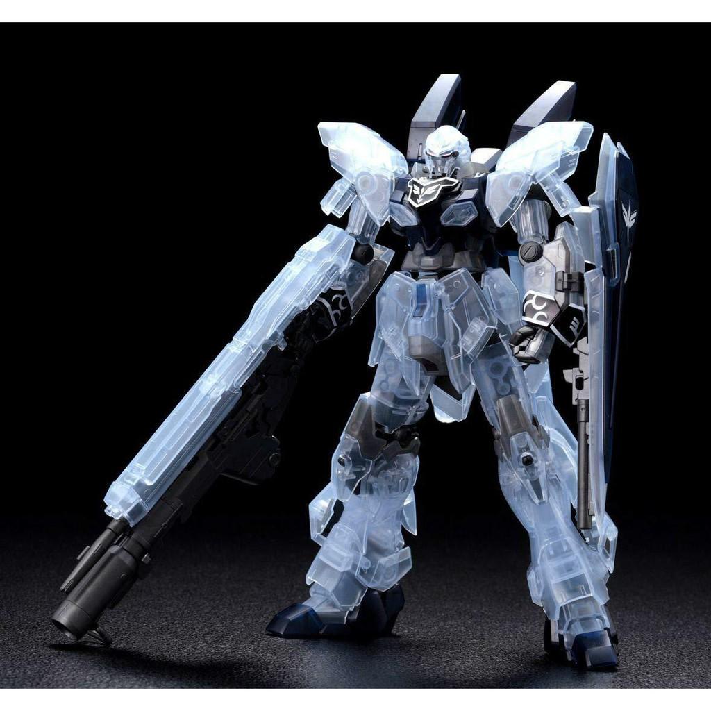 Bộ mô hình đồ chơi lắp ráp gundam HG 1/144 SINANJU STEIN (NARRATIVE Ver.)[CLEAR COLOR]