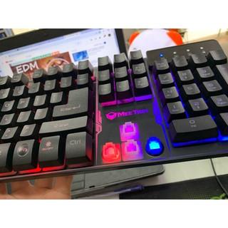 Combo Bộ Phím + Chuột Game giả cơ MeeTion K9300- Chống nước,có Led ( giá rẻ ) thumbnail