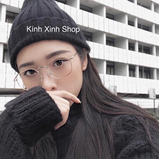 Freeship Đơn 99kKính Vintage Kim loại Hàn Quốc đuôi bi – 0VKL20