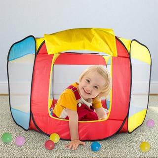 Lều nhiều màu đẹp mắt kích thước 140*128*75cm cho cho bé yêu