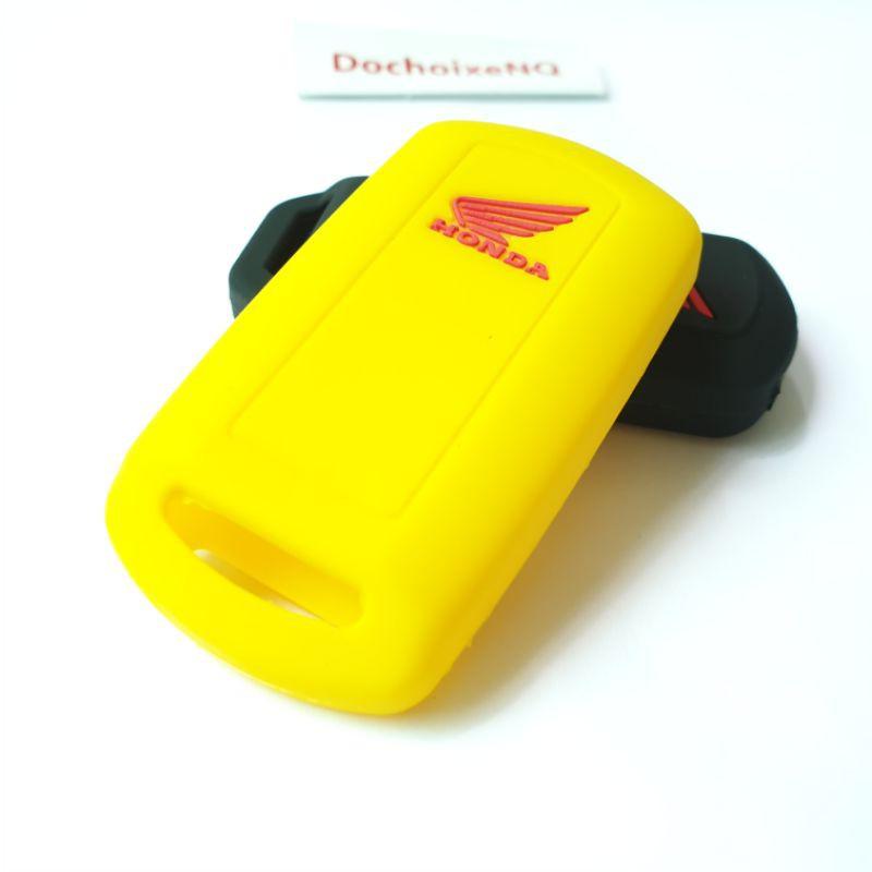 Bọc cao su chìa khóa smartkey honda Vision, Lead, Airblade,vario loại dày