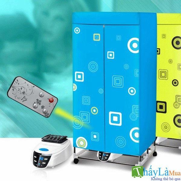 Tủ sấy quần áo Samsung có điều khiển từ xa - 3165980 , 1337952984 , 322_1337952984 , 625000 , Tu-say-quan-ao-Samsung-co-dieu-khien-tu-xa-322_1337952984 , shopee.vn , Tủ sấy quần áo Samsung có điều khiển từ xa