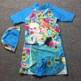 Đồ bơi công chúa elsa dễ thương cho bé thumbnail