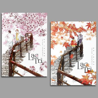 Sách - Lạc Trì - Bộ 2 quyển (Kèm Bookmark, Postcard) thumbnail