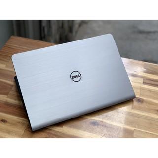 Laptop Dell N5547 , i5 4210U 8G SSD128-500G Vga rời 2G Đèn Phím Vỏ Nhôm Hỗ trợ game đồ họa giá rẻ