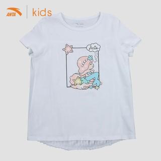 Áo thun thể thao bé gái Anta Kids họa tiết Tiên cá xinh xắn 36929144-1 thumbnail