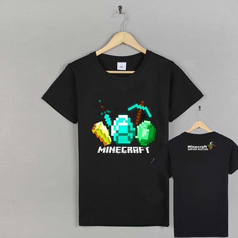 Áo phông Thập Lục Bảo Minecraft