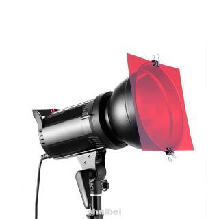 Set 11 Tấm Lọc Màu Cho Đèn Flash Máy Ảnh