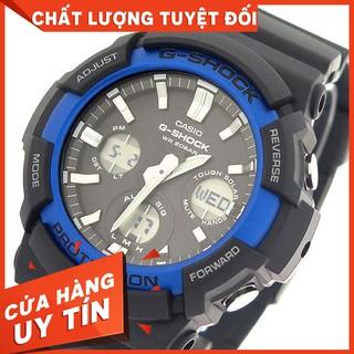 HOT Đồng hồ nam G-SHOCK chính hãng Casio Anh Khuê GAS-100B-1A2DR Chống nước tuyệt đối