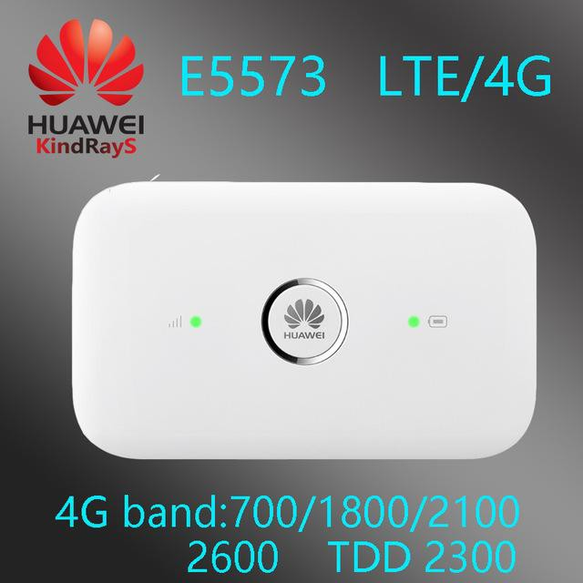 Huawei E5573-322 4G LTE Mobile Wifi Router Pocket 150 Mpbs