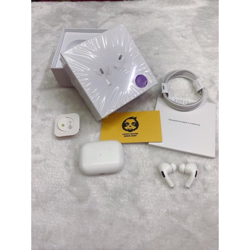 [LOUDA 1536U] Tai nghe Bluetooth Airpods Pro chống ồn, xuyên âm, đổi tên, định vị, cảm ứng lực