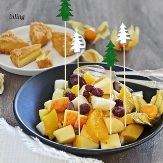 Bl* lightweight cocktail picks appetizers wedding party toothpicks tasteless for home - hình 2