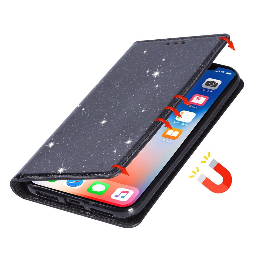 Bao Da Pu Siêu Mỏng Có Ngăn Đựng Thẻ Tiện Dụng Cho Huawei Mate 20 / Mate 20 Pro / Mate 20 Lite