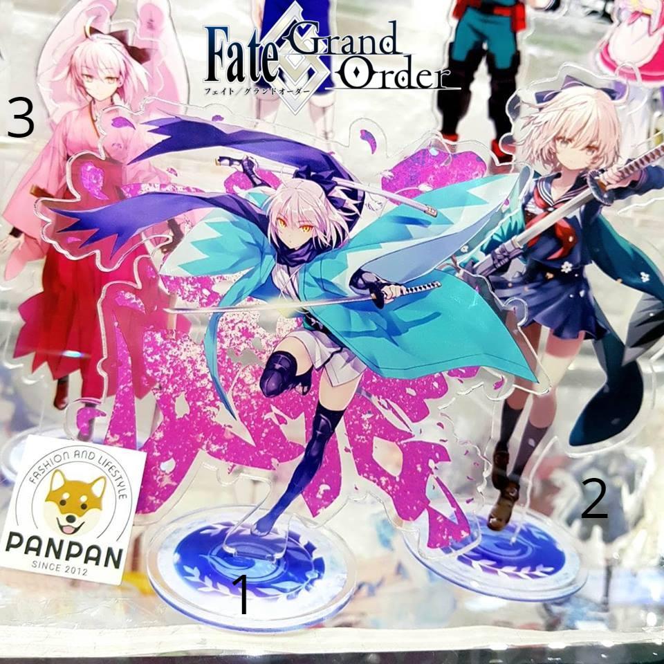 Mô Hình Standee Acrylic Anime Hình FGO 6