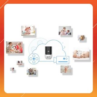 Camera ip tích điện ngoài trời QCT 1080p quốc tế thumbnail