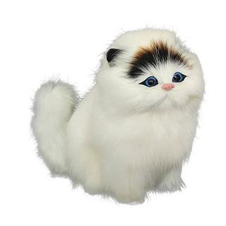 Chú mèo nhồi bông đáng yêu squishy