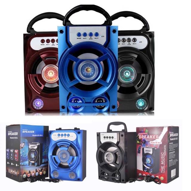 Loa bluetooth mini xách tay NTC D-B16 hoặc D-B13/D-B15 5W - có đèn Led (Màu ngẫu nhiên) - 2519720 , 684569612 , 322_684569612 , 186000 , Loa-bluetooth-mini-xach-tay-NTC-D-B16-hoac-D-B13-D-B15-5W-co-den-Led-Mau-ngau-nhien-322_684569612 , shopee.vn , Loa bluetooth mini xách tay NTC D-B16 hoặc D-B13/D-B15 5W - có đèn Led (Màu ngẫu nhiên)