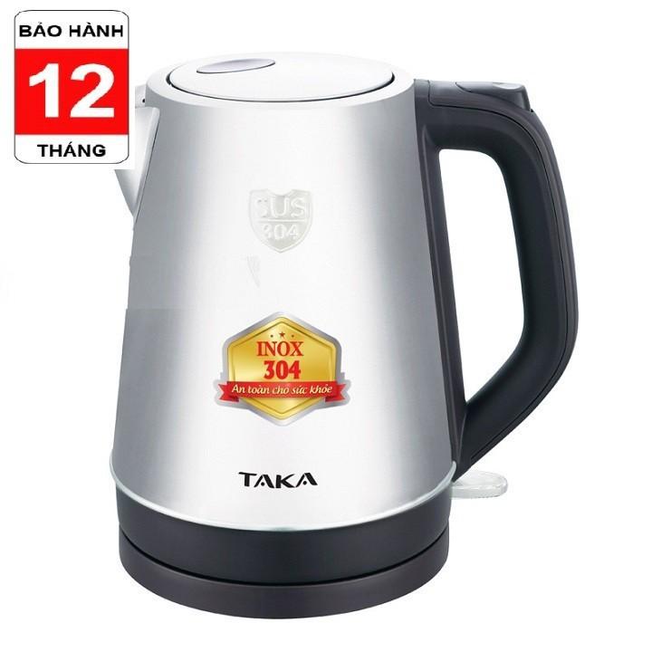 Ấm đun nước siêu tốc Taka Model TKEK318 kèm hình