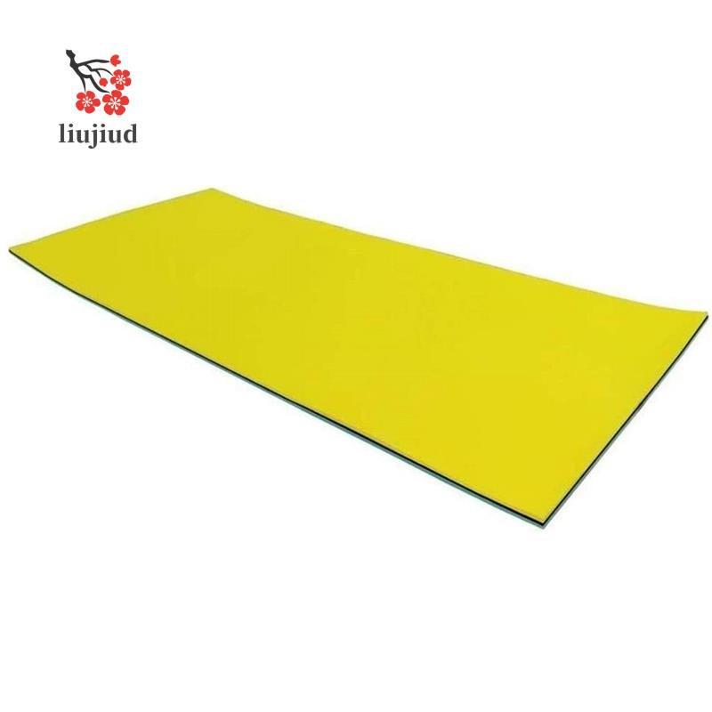 2 Layer Anti-Tear XPE Foam Floating Pad for Swimming Pool Float Mat