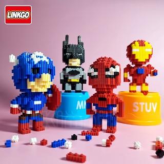 Mô Hình Đồ Chơi Lắp Ráp Lego Nhân Vật Siêu Anh Hùng Marvel