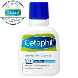 Hình ảnh [Tặng 2 SRM 59ml/chai] Combo 2 sữa rửa mặt Cetaphil Gentle Skin Cleaner 500ml-2