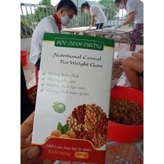 500gr bột ngũ cốc dinh dưỡng thumbnail