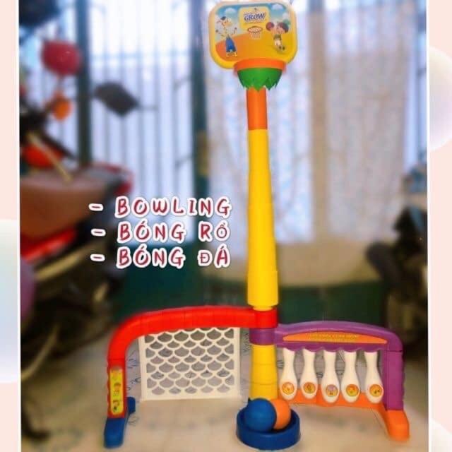 Bộ đồ chơi đa năng 3in1 hàng khuyến mãi Grow