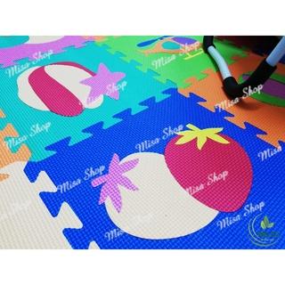 SALE HOT Tấm xốp lót sàn cho bé vui chơi, kích thước 30×30 cm/miếng (1 tấm)