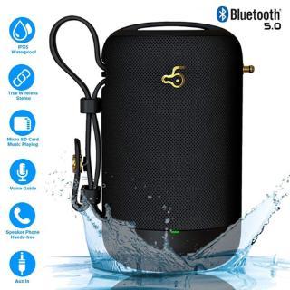 Loa Bluetooth không dây TWS âm thanh stereo hỗ trợ thẻ nhớ TF