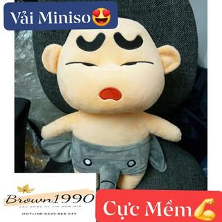 Gấu Bông CU SHIN Miniso dễ thương FREESHIP Cu Shin nhồi bông.MUA NGAY thumbnail