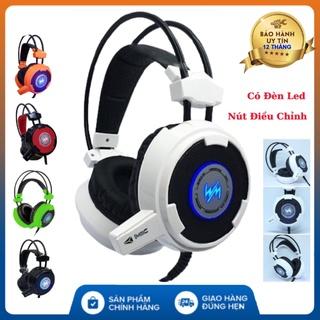 Tai Nghe Chụp Tai WangMing WM 8900L FREESHIP Có LED headphone wangming 8900l , Bảo hành 1 năm thumbnail