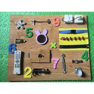 B10 – Bảng Bận Rộn Hay Busy Board